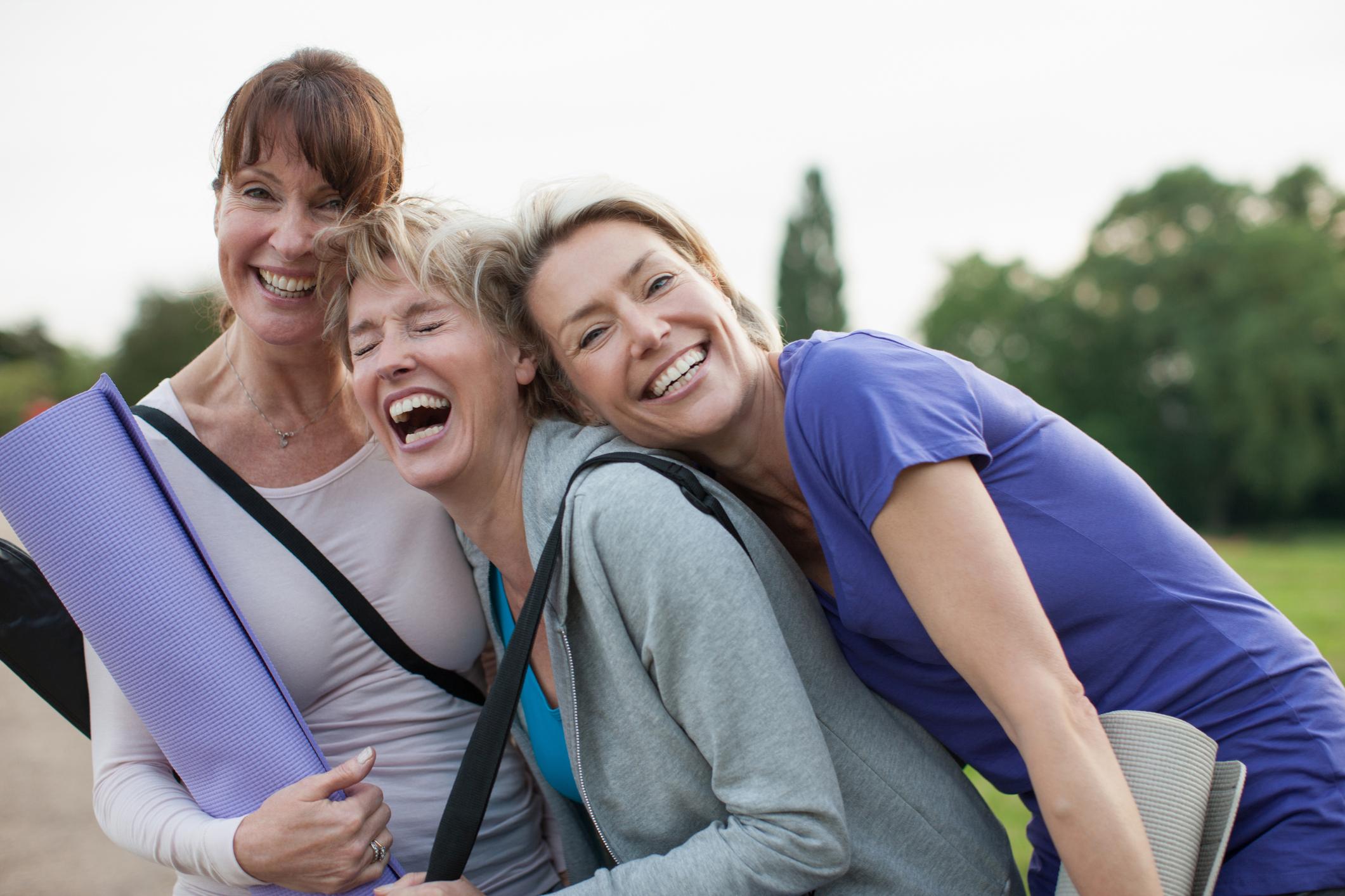 Sport al femminile: come scegliere in base all'età