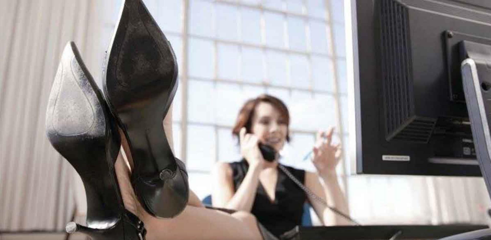 Donne in carriera: non solo tacchi e tailleur