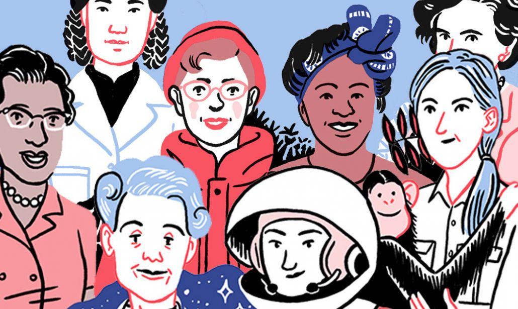 10 storie di donne eccezionali