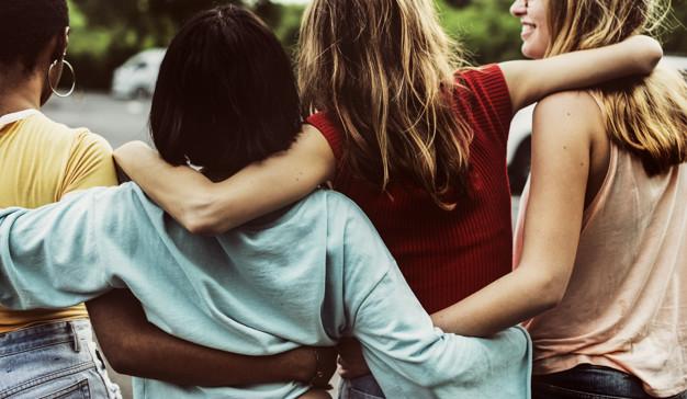 Essere donne richiede coraggio, ogni giorno, a ogni sfida